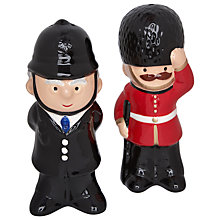 Buy Cath Kidston Guards Salt And Pepper Online at johnlewis.com
