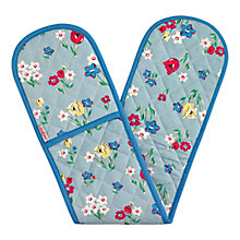 Buy Cath Kidston Paradise Fields Double Oven Glove Online at johnlewis.com