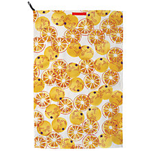 Buy Emma Bridgewater Toast & Marmalade Oranges Tea Towel Online at johnlewis.com
