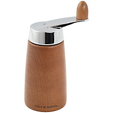 Buy Cole & Mason Morely Crank Pepper Mill Online at johnlewis.com