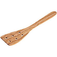 Buy Eddingtons Olive Wood Slotted Spatula Online at johnlewis.com