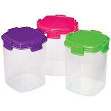 Buy Sistema Mini Knick Knack Pack, Set of 3 Online at johnlewis.com