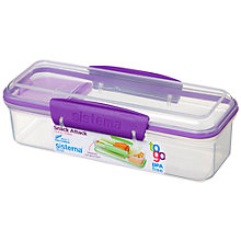 Buy Sistema Snack Attack Container Online at johnlewis.com