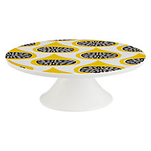 Buy MissPrint Fig Cake Stand Online at johnlewis.com
