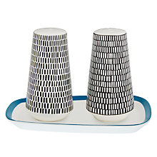 Buy MissPrint Dash Salt and Pepper Set Online at johnlewis.com