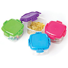 Buy Sistema Knick Knack Pack, Medium, Set of 4 Online at johnlewis.com