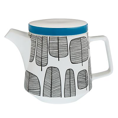 MissPrint Little Trees Teapot