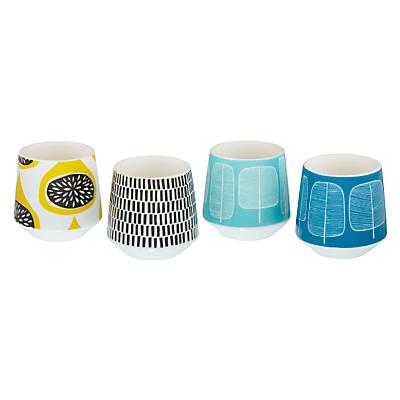 MissPrint Egg Cups, Set of 4
