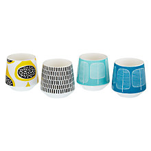 Buy MissPrint Egg Cups, Set of 4 Online at johnlewis.com