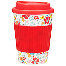 Buy Cath Kidston Mews Ditsy Travel Cup Online at johnlewis.com
