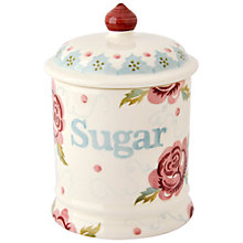 Buy Emma Bridgewater Rose and Bee Sugar Storage Jar Online at johnlewis.com