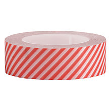 Buy Rico Thin Diagonal Stripe Sticky Tape Online at johnlewis.com