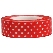 Buy Rico Polka Dot Sticky Tape Online at johnlewis.com