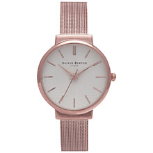 Buy Olivia Burton OB15TH0 Women's Hackney Bracelet Watch Online at johnlewis.com