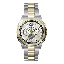 Buy Bulova 98B23 Men's Dress Chronograph Watch, Online at johnlewis.com