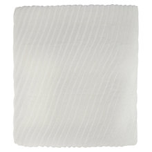 Buy Warehouse Pleated Plain Scarf, Cream Online at johnlewis.com