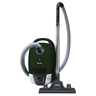 Miele Compact C2 EcoLine Plus Cylinder Vacuum Cleaner, Green