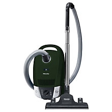 Buy Miele Compact C2 EcoLine Plus Cylinder Vacuum Cleaner, Green Online at johnlewis.com