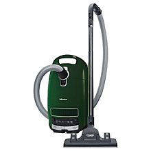 Buy Miele Complete C3 Ecoline Cylinder Vacuum Cleaner, Green Online at johnlewis.com