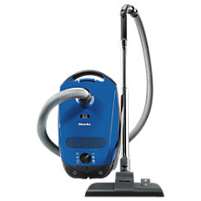 Buy Miele Classic C1 Ecoline Cylinder Vacuum Cleaner, Blue Online at johnlewis.com