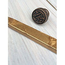 Buy StompStamps Personalised Brass Wax Seal Initial and Wax Stick Online at johnlewis.com