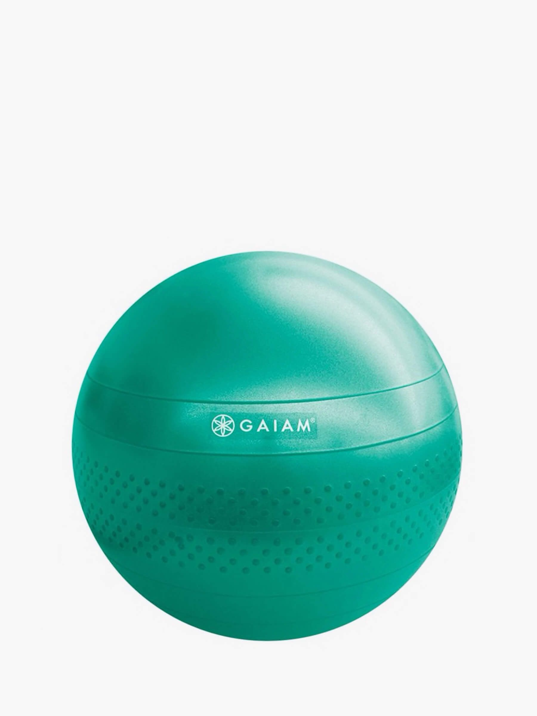 Gaiam Gaiam 65cm Total Body Balance Ball Kit, Green
