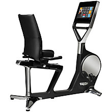 Buy Technogym Recline Personal Exercise Bike UNITY Online at johnlewis.com