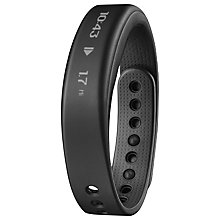 Buy Garmin Vivosmart Activity Tracker With Heart Rate Monitor Online at johnlewis.com