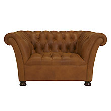 Buy John Lewis Cambridge Semi-Aniline Leather Snuggler, Outback Ranch Online at johnlewis.com
