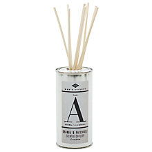 Buy Men's Society Orange and Patchouli Tin Diffuser Online at johnlewis.com