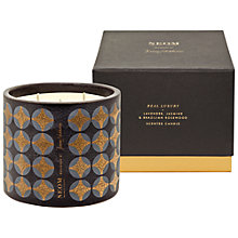 Buy Neom Jenny Packham Real Luxury 3 Wick Candle Online at johnlewis.com