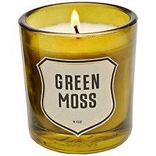 Buy Izola Green Moss Scented Candle Online at johnlewis.com