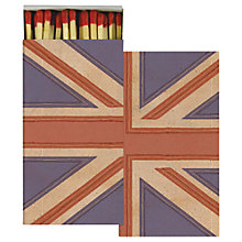 Buy Homart Union Jack Small Box of Matches Online at johnlewis.com