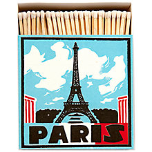 Buy Archivist Paris Luxury Long Matches, Multi Online at johnlewis.com