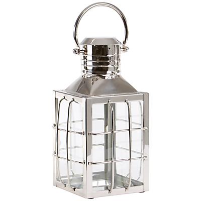 Libra Salvador Square Bar Lantern, Small