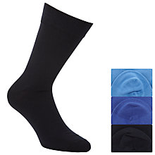 Buy Kin by John Lewis Socks, Pack of 3, One Size Online at johnlewis.com