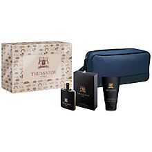 Buy Trussardi Uomo Eau De Toilette Gift Set Online at johnlewis.com