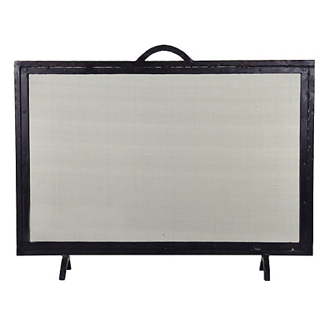 buy garden trading fire screen small john lewis