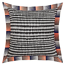 Buy Margo Selby Blaze Floor Cushion Online at johnlewis.com