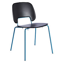 Buy John Lewis Traffic Skid Frame Dining Chair Online at johnlewis.com