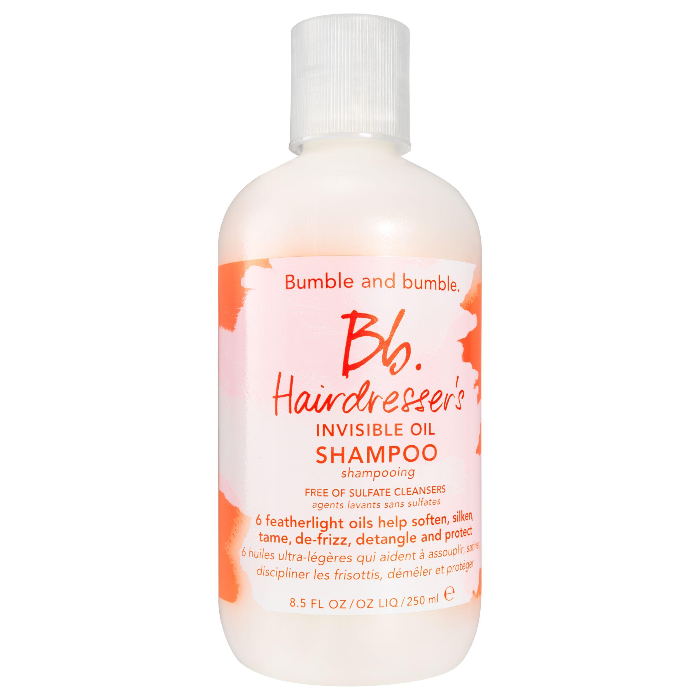 Bumble and bumble Bumble and bumble Hairdressers Invisible Oil Shampoo, 250ml