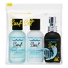 Buy Bumble and bumble Surf Travel Set Online at johnlewis.com