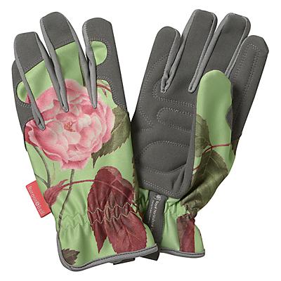 Burgon & Ball Rosa Chinesis Garden Gloves
