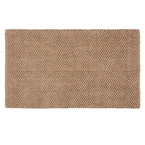Buy John Lewis Croft Jute Loop Door Mat 45 X 75cm John