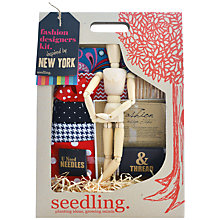 Buy Seedling New York Fashion Designer's Kit Online at johnlewis.com