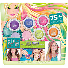 Buy Style Me Up Hair Chalk Multipack Kit Online at johnlewis.com