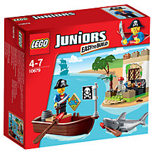 Buy LEGO Juniors Pirate Treasure Hunt Online at johnlewis.com