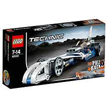 Buy LEGO Technic Record Breaker Online at johnlewis.com