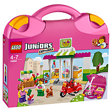 Buy LEGO Juniors Supermarket Suitcase Online at johnlewis.com