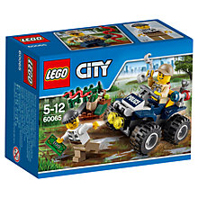 Buy LEGO City ATV Patrol Online at johnlewis.com